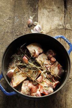 Voyage en Provence au pays de l'huile d'olive avec Elisabeth Scotto et agneau croustillant au menu !