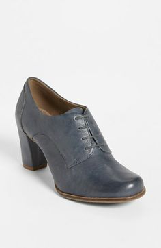 ECCO 'Pretoria' Pump available at #Nordstrom - I can't really tell if these are more blue or grey, but I like'm!