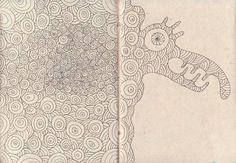 Zen Art, Zen Doodle, Instagram Images, Instagram Posts, Surrealism, Flora, Meditation, Planet Earth, Artist