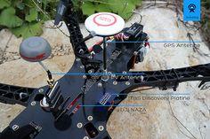 Detailinformationen zum Aufbau meines TBS Discovery Quadcopter tbs discovery pro