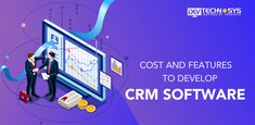 Cost and features to CRM Development Software Lead Management, Help Desk, Sales And Marketing, Insight, Software, Platform, Thoughts, Website, Amazing