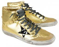 Golden Goose  Golden Sneakers