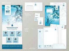 MAT-Wassertechnik #Corporate Design