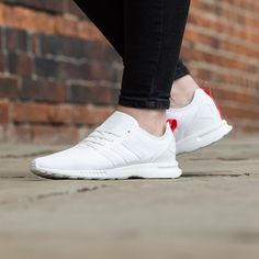 Adidas Flux Smooth White