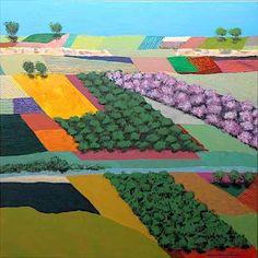 Delta Blossoms by Allan P Friedlander