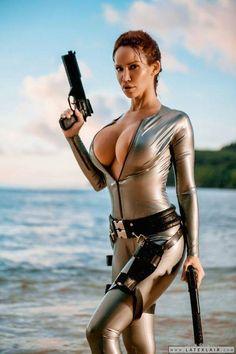Cosplay - Lara Croft [Tomb Raider]