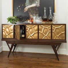 Soho Luxe Sideboard - Bernhardt | Luxe Home Philadelphia