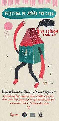 "Design ""Festival de Andar por Casa"""