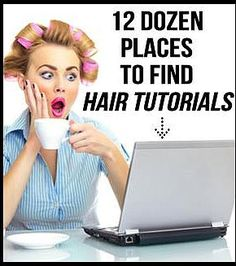 Kaila's Place| 12 Places to Find Hair Tutorials