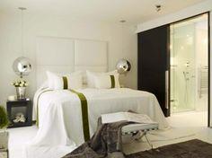 Bedroom design by Kelly Hoppen.