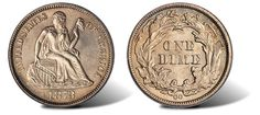 most expensive us dimes  | 1873 Dime Sells for Record $1.84 Million | Coin News