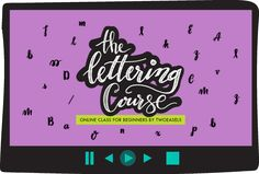 The Lettering Course