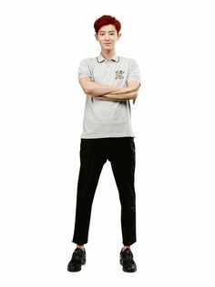 GIF 360 Chanyeol for Kolon Sport