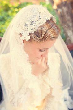 love. this. veil.