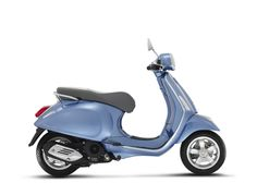 The 2014 Vespa Primavera. As shared on ScooterFile.
