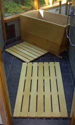floor grates (sunoko)