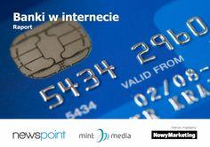 """Przypominamy o tym, że wraz z Mint Media przeanalizowaliśmy funkcjonowanie polskich banków w internecie. Sprawdźcie rezultat na stronie www.newspoint.pl/raport/banki-w-internecie lub w zakładce """"Slideshare""""!"""
