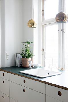 Reform Kitchen :: House of Valentina, modern kitchen