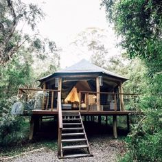 These 25 Hotels are Leading the Way in Mindful Tourism | Paperbark Camp