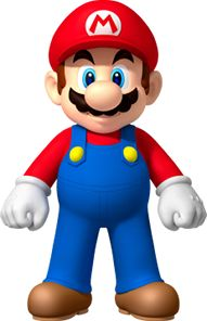 """Mario - One half of an Italian-American plumbing duo who took the world by storm with their popular series of Mario Bros. video games. Face of the Nintendo gaming empire. Known for spitting balls of fire, squashing pesky toadstools, dating princesses and regularly reminding the world, """"It's me, Marrrrrrio!"""""""