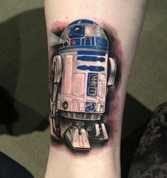 Another star wars tattoo