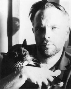 30 Renowned Authors Inspired By Cats - Philip K. Dick