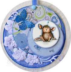 Simon Says Stamp Blog!: Splash into Summer Fun with House Mouse!