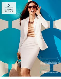 Summer Office Wear - Click image to find more Women's Fashion Pinterest pins