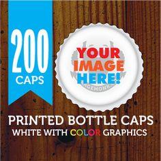 Homebrew supplies bottle caps 200 qty