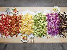 Six-Foot Nachos recipe from Food Network Kitchen via Food Network