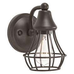 CANVAS Bryant Wall Sconce Light Canadian Tire Canmore House Pinterest Canvases, Sconces ...
