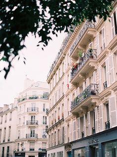 Parisian Wedding Inspiration