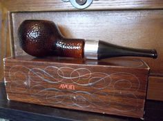 PIPE FULL Vintage Avon EXCALIBUR After Shave 2 by carolynssstuff, $5.00