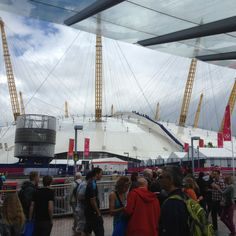 North Greenwitch Arena - Londen 2012