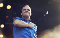 Future Islands frontman Samuel T. Herring rocked MusicfestNW this summer and the band'll be back in town for this year's December to Remember Future Islands, Island Pictures, War On Drugs, Chris Young, Tv On The Radio, Blues, Singer, Arcade, Music