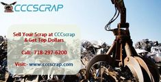 Scrap Recycling, Manhattan City, Recycling Services, Metal Prices, Long Island, Yards, New York City, Fast Cash, Jamaica