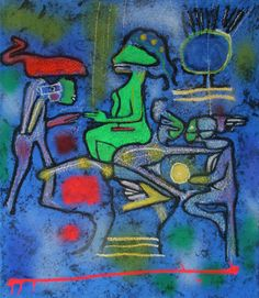 For Sale on - La Source du Calme, Handmade Paper, Etching by Roberto Matta. Offered by RoGallery. Most Famous Artists, Max Ernst, Magritte, Fantastic Art, Western Art, How To Make Paper, Surreal Art, Abstract Expressionism, Abstract Art