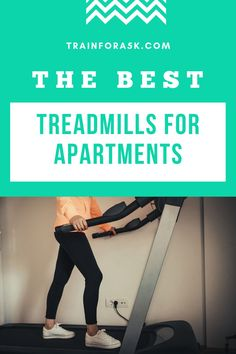 Don't let your small apartment limit your fitness goals. There are plenty of treadmills that have a small footprint but pack a lot of benefits in! Check out our comparison of the top 5 treadmills for smaller spaced.
