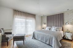 Laskasas | Residential Project Vilagio Manique 1 | Master Bedroom. www.laskasas.com
