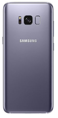 Amazon.com: Samsung Galaxy S8 64GB G950U AT&T Unlocked - Orchid Gray (Certified Refurbished): Cell Phones & Accessories