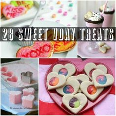 28 Sweet Valentines Day Treats | The Design Confidential
