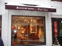 New York's 6 Best Thrift Stores for Savvy Shopper's: Housing Works - A Thrift Shop with a Social Mission, to Fight AIDS