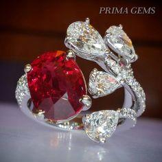 ruby, diamond More