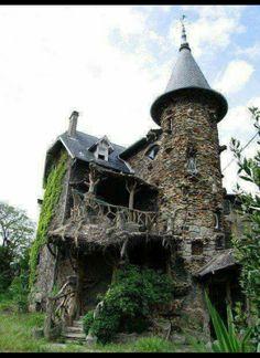 Cadı evi
