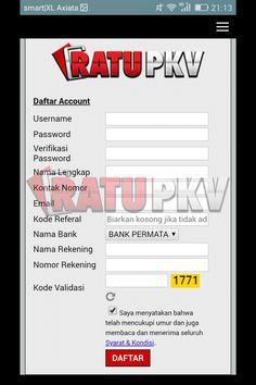 Ratu Pkv Games Qq Poker Online 24 Jam Ratupkvgamesqq Profil Pinterest