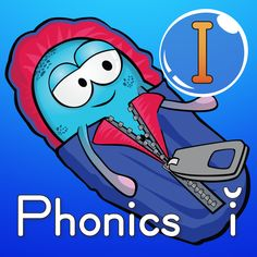 """#AppyReview by Angie Gorz @appymall Spellyfish Phonics - Short I Words is the second installment of the wonderful Spellyfish series. The design is very similar to the first Spellyfish app, except that this app focuses on the short /i/ sound and the letter """"I"""". Much like the original, your child will be entertained with the friendly character, Spellyfish, while learning phonics and learning how to spell CVC words containing the short"""