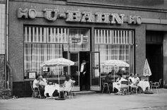 Berlin 1986 Restaurant Schoenhauserallee
