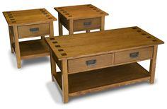 WoodsHole tables- Bob's