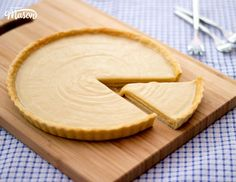 This nostalgic Butterscotch Tart takes me straight back to my school days! Buttery shortcrust pastry with that gooey, creamy butterscotch filling. YUM!