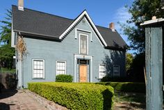 Russell-Robinson House - 1184 Washington Street, Santa Clara